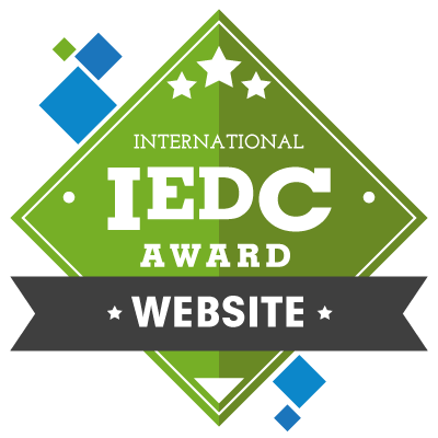 IEDC International Web Award