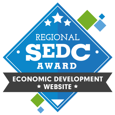 SEDC Regional Website Award