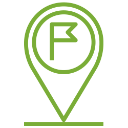 GPS Map Pin Icon