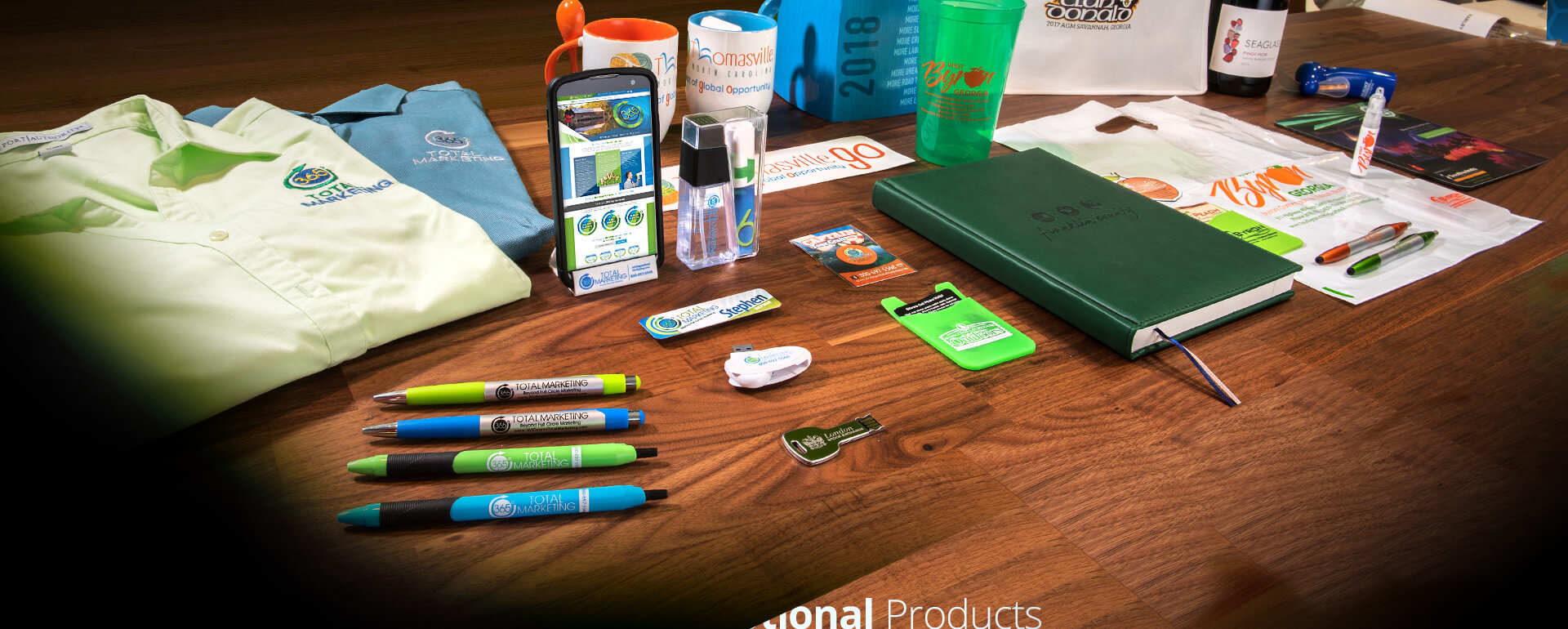 Promotional Products | 365 Degree Total Marketing
