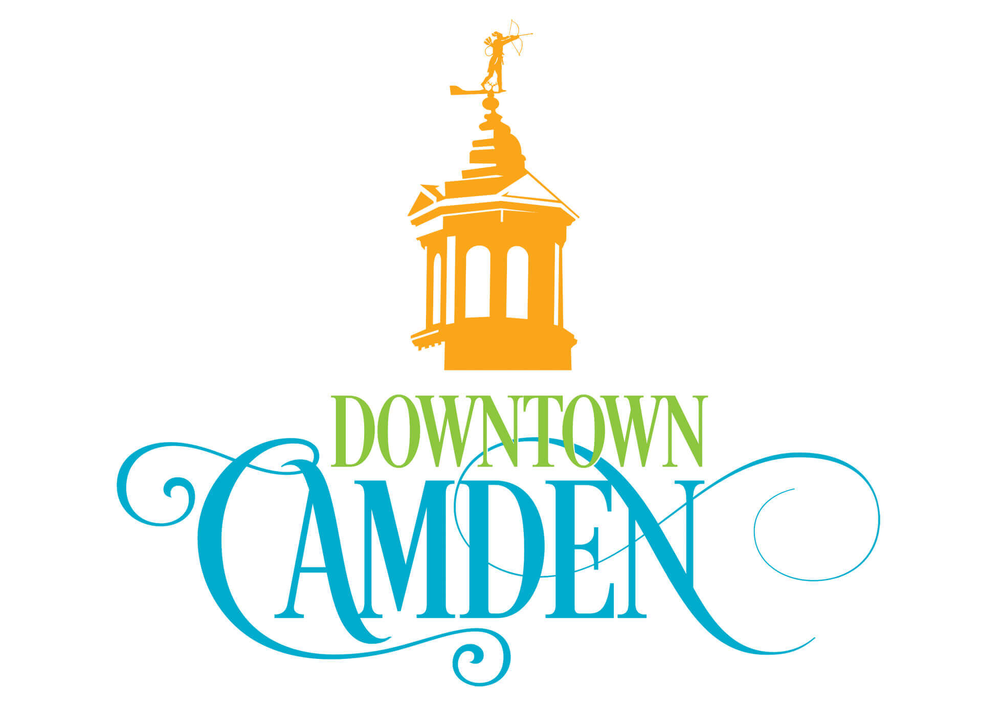 Camden South Carolina Logo