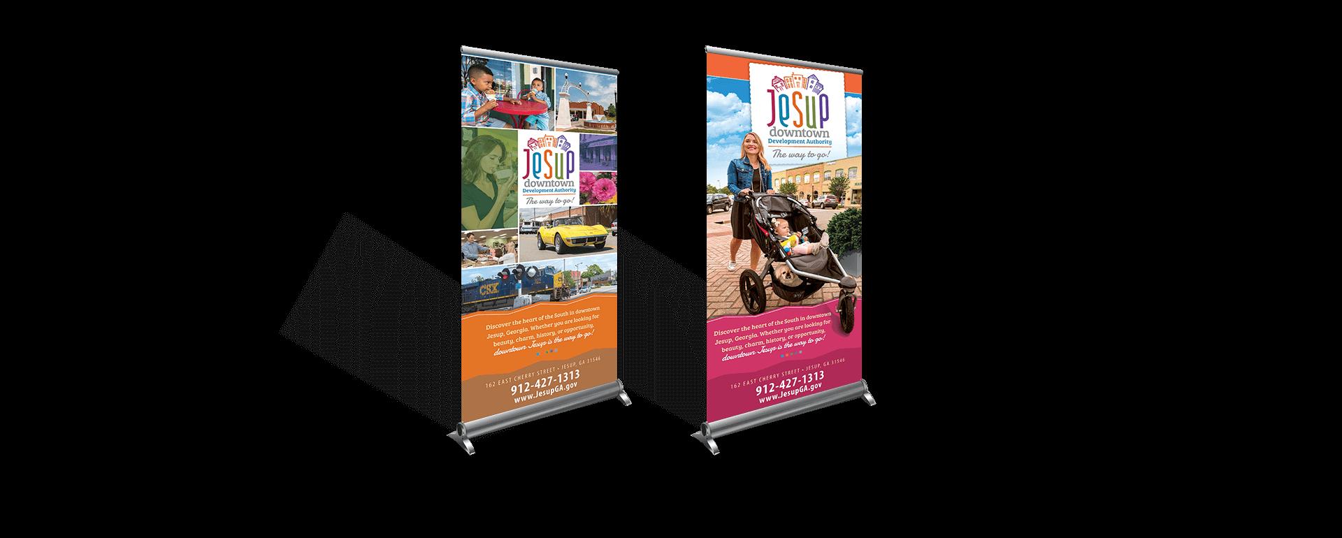 City Of Jesup Branding Development 365 Degree Total Marketing