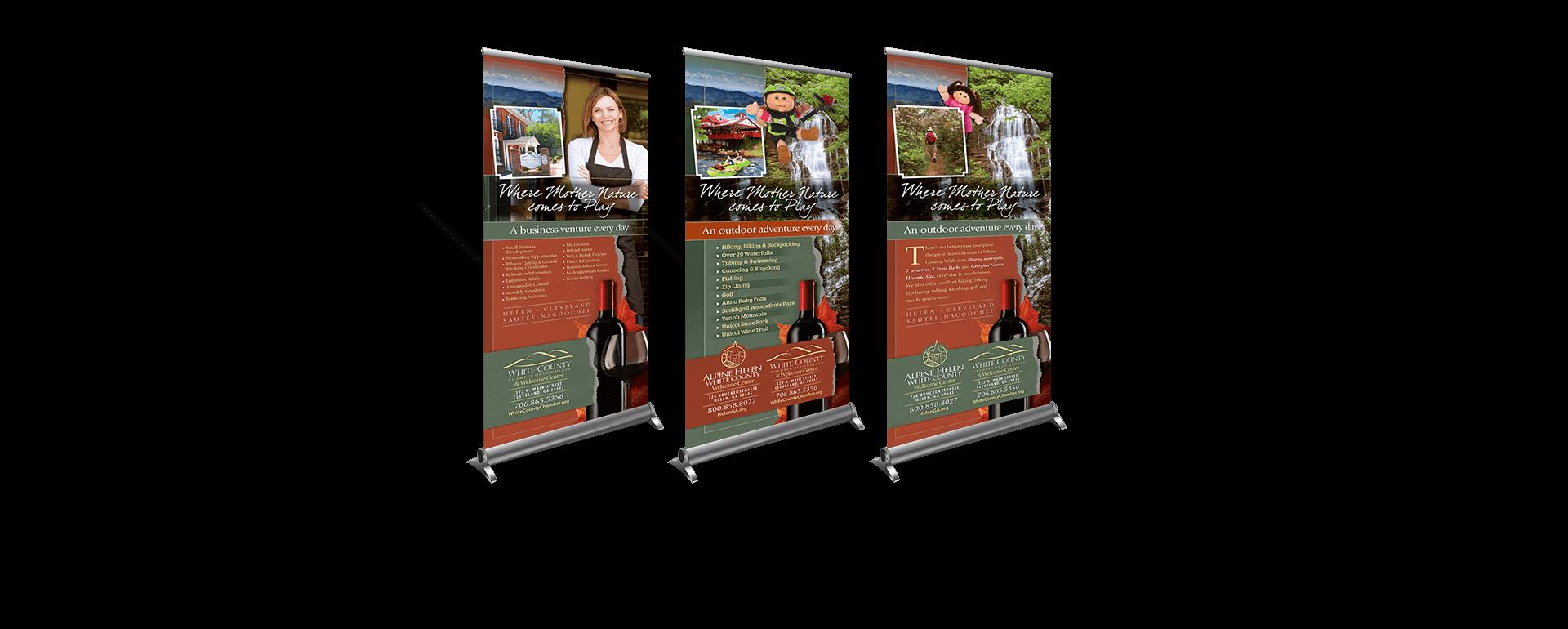 White County Chamber Cvb Branding 365 Degree Total Marketing