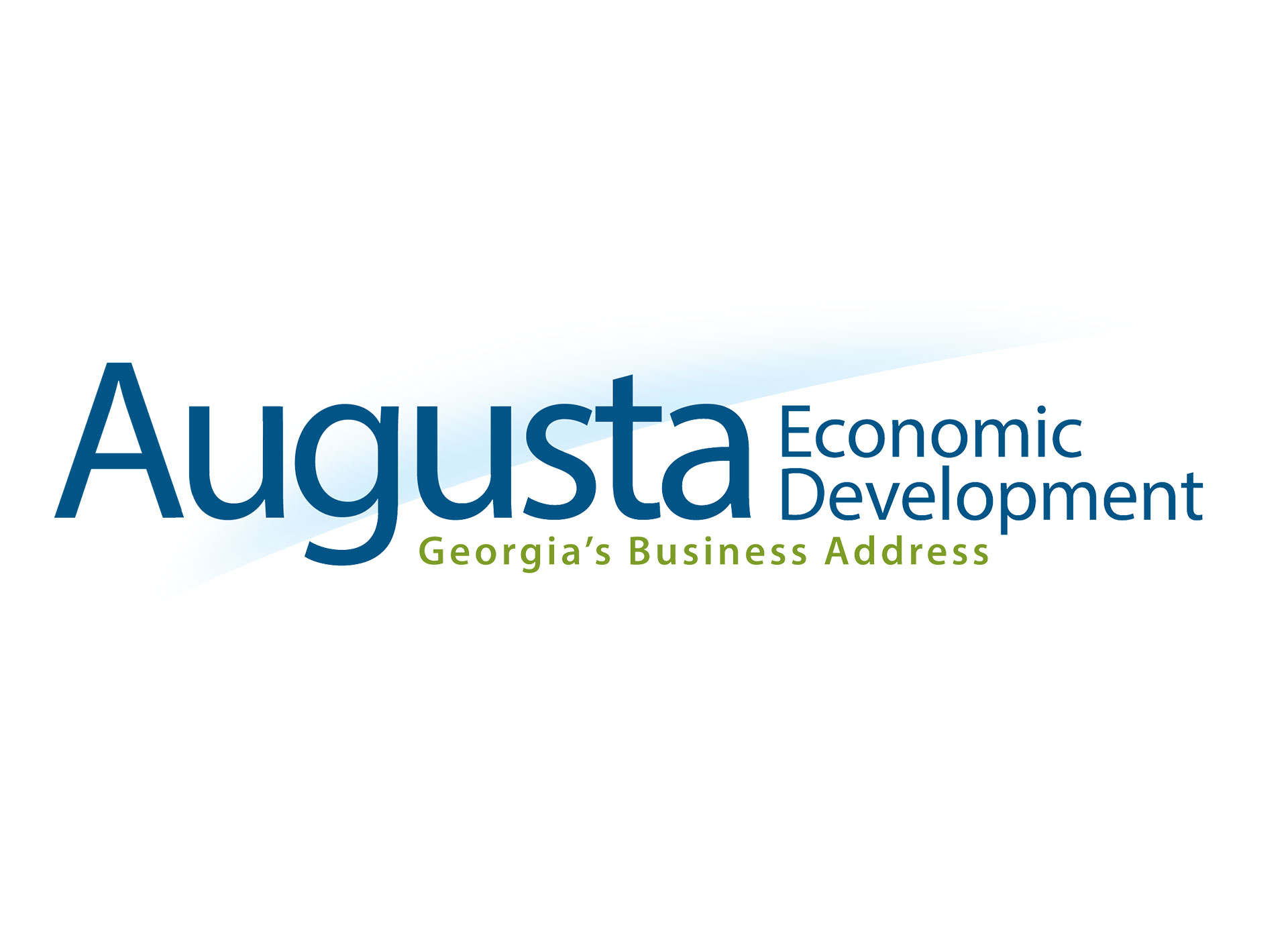 Augusta Economic Development Logo