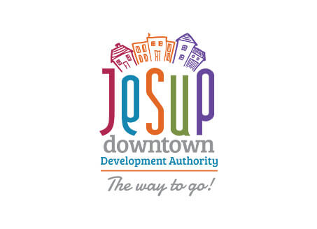 Jesup Downtown Development Logo