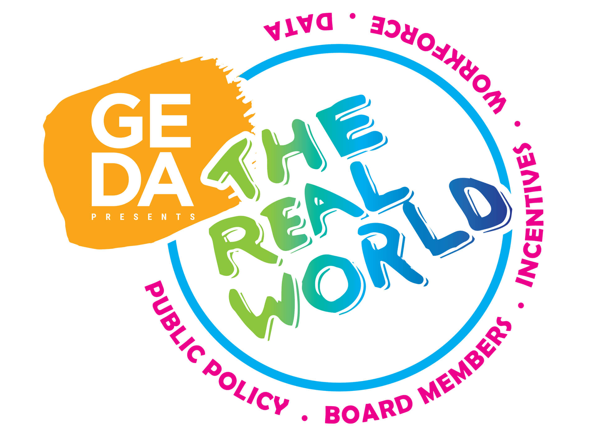 GEDA Conference Logo