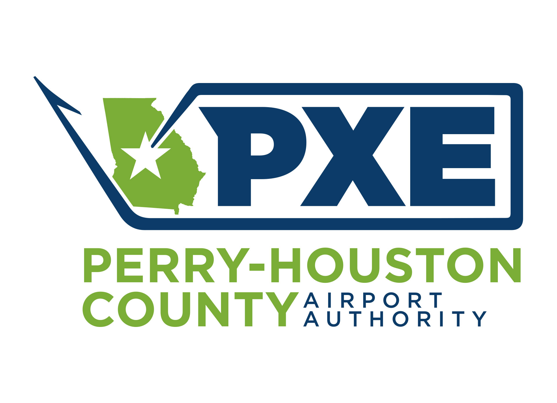 Perry Airport Logo