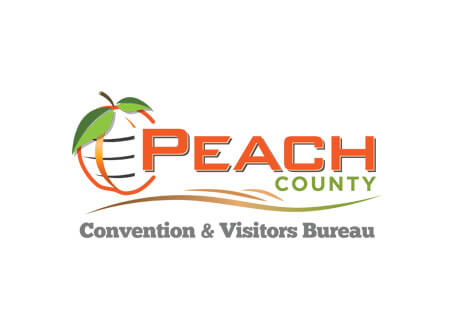 Peach County Logo