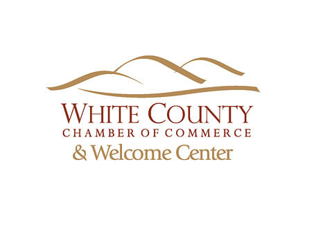 White County Chamber of Commerce Welcome Center Logo